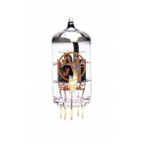 Elektrónka E88CC / 6922, 6DJ8 - gold