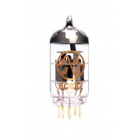 Elektrónka ECC82 / 12AU7 - gold